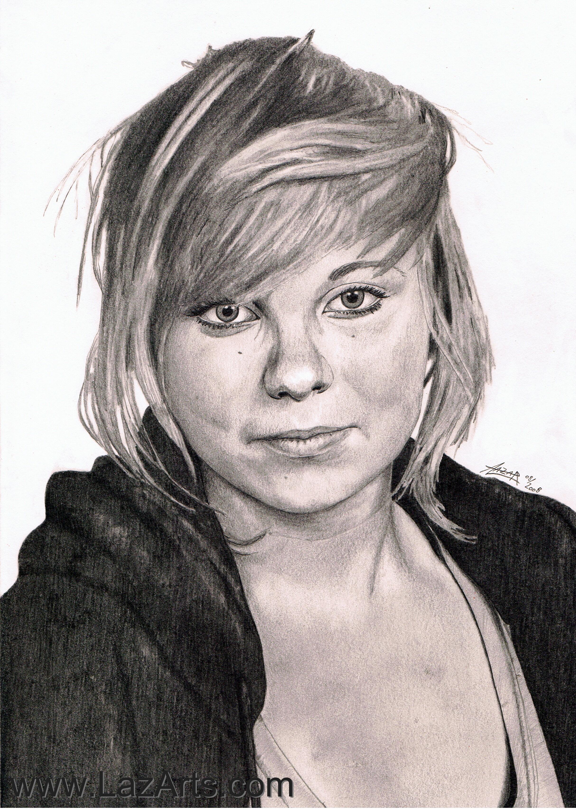 Ida Maria Nude lazarts - lazar arts, fine artsandreas lazar, fantasy